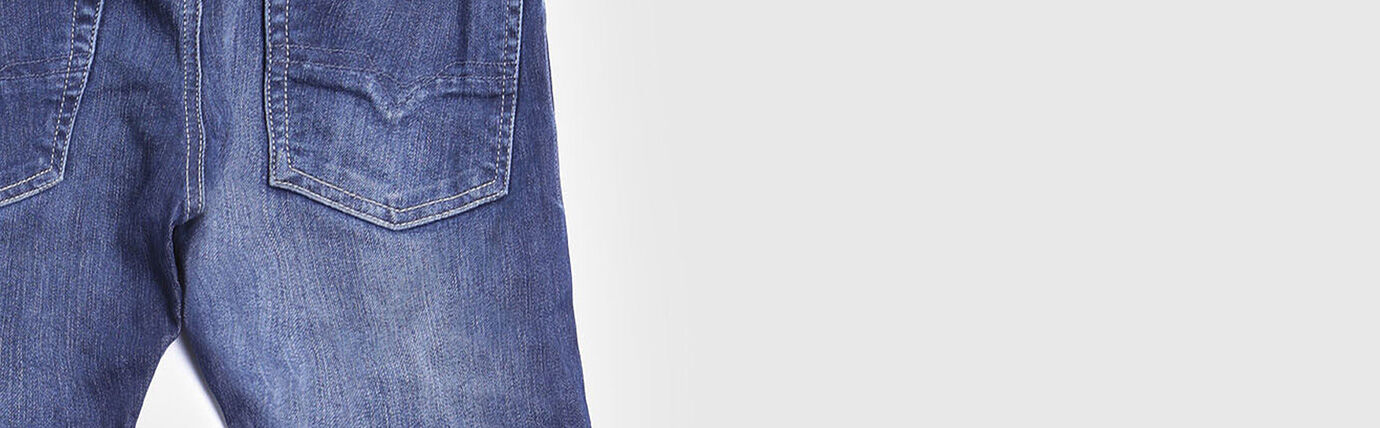 Shop Diesel Kids Boys Denim