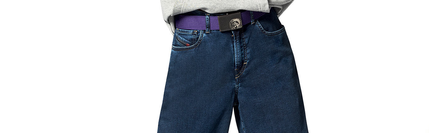 Diesel New Arrivals Jeans Woman