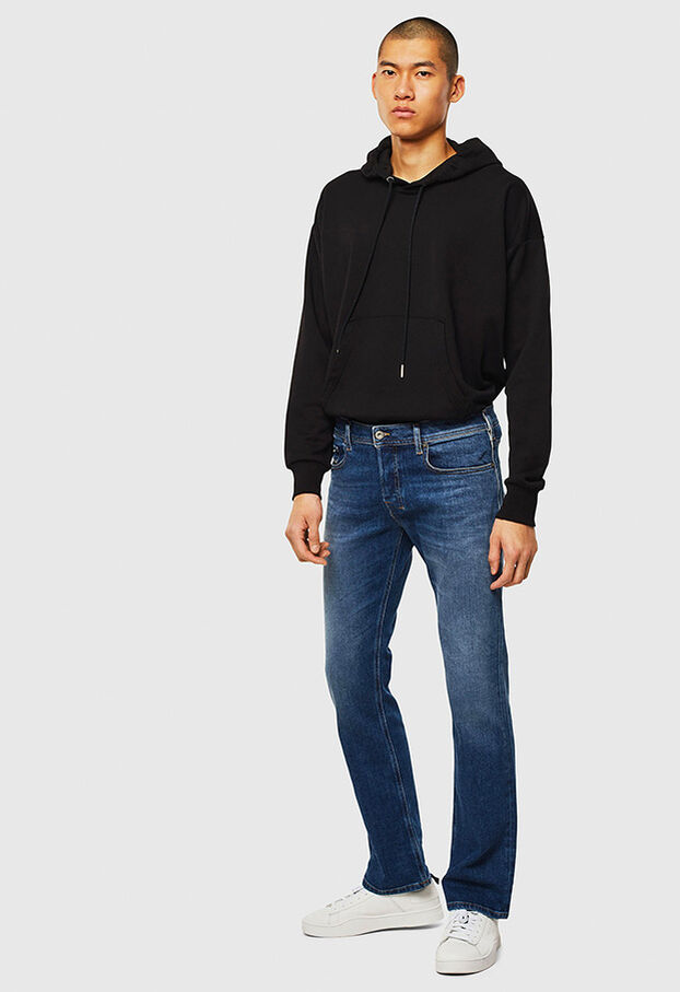 Zatiny 0096E, Medium blue - Jeans