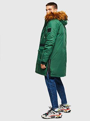W-BULLISK, Black - Winter Jackets