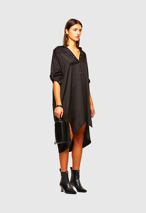 D-NIA, Black - Dresses