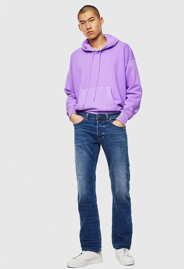 Larkee 0097X, Medium blue - Jeans