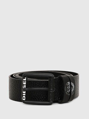 B-LAMON II, Black - Belts