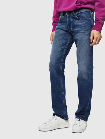 Diesel - Larkee 0096E, Medium blue - Jeans - Image 1