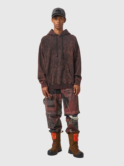 Diesel - S-UMMER-B6, Brown - Sweaters - Image 7