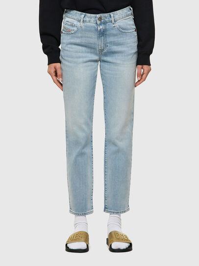 Diesel - D-Joy 009TY, Light Blue - Jeans - Image 1