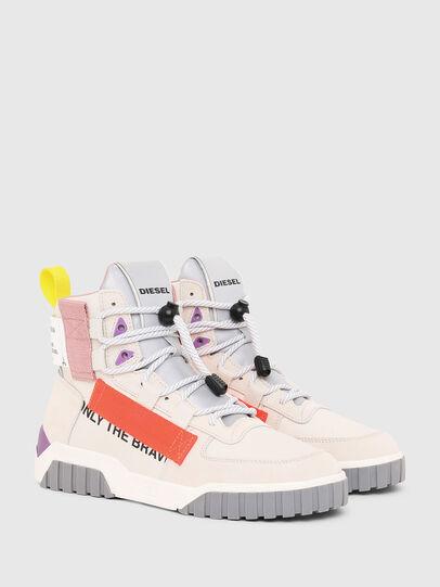 Diesel - S-RUA MID SP W, White - Sneakers - Image 2