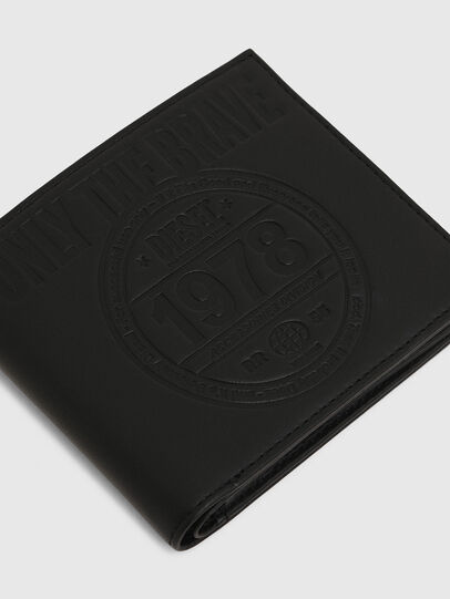 Diesel - HIRESH S MC, Black - Small Wallets - Image 5