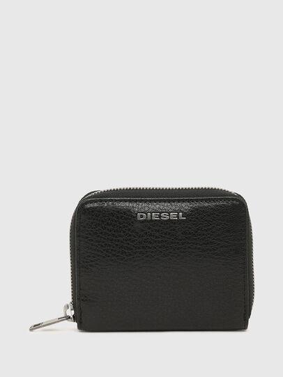 Diesel - CRASSU, Black/Blue - Zip-Round Wallets - Image 1