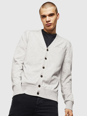 K-MILOK, Light Grey - Knitwear