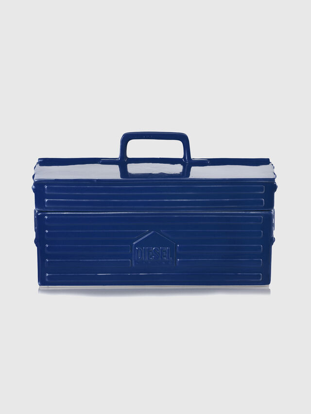 Diesel - 11056 WORK IS OVER, Blue - Home Accessories - Image 1
