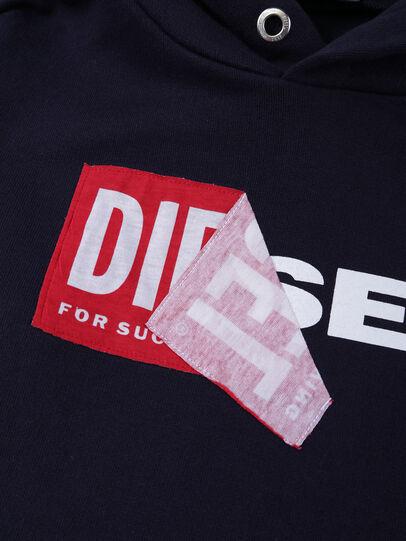 Diesel - SALBY OVER, Navy Blue - Sweaters - Image 3