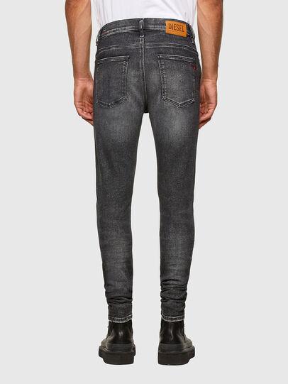 Diesel - D-Istort 009EX, Black/Dark grey - Jeans - Image 2