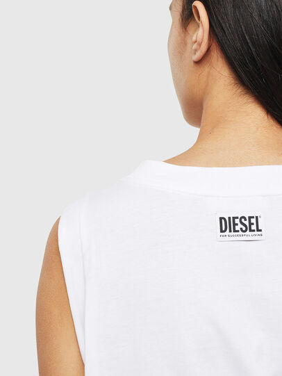 Diesel - T-HEIKA-S2, White - Tops - Image 5