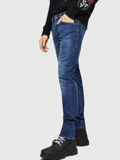 Diesel - Thommer 082AZ, Dark Blue - Jeans - Image 5