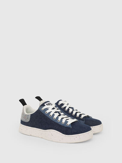Diesel - S-CLEVER LOW LACE, Blue - Sneakers - Image 2