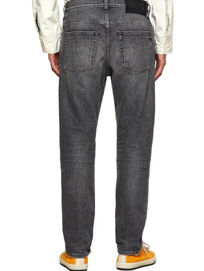 Diesel - D-Fining 09A11, Black/Dark grey - Jeans - Image 2