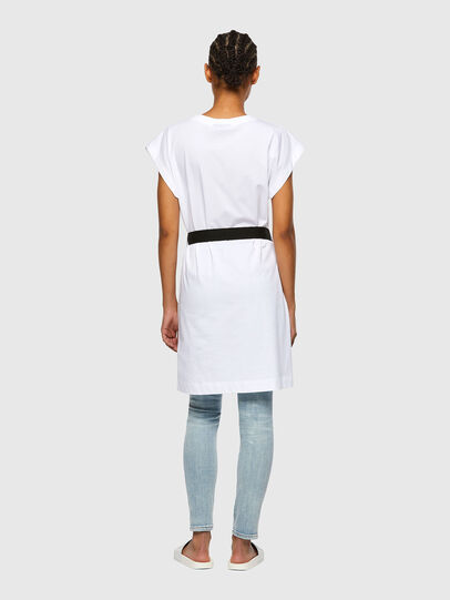 Diesel - D-EASIEL, White - Dresses - Image 2