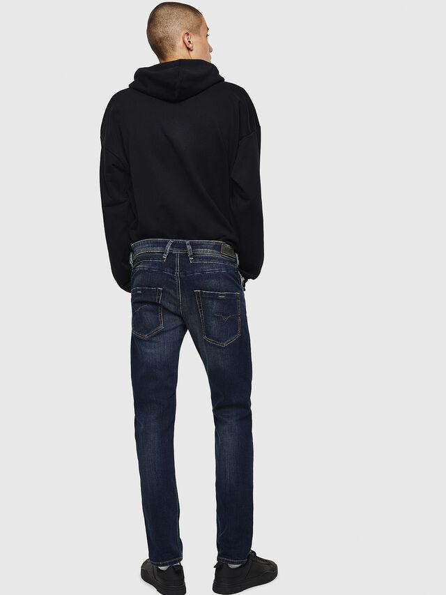 Diesel - Belther 0814W, Dark Blue - Jeans - Image 2