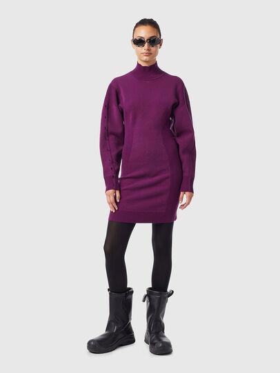 Diesel - M-NUNAVUT, Violet - Dresses - Image 1