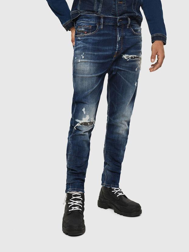 D-Vider 0090G, Dark Blue - Jeans