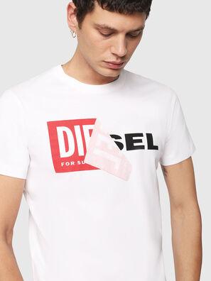 T-DIEGO-QA, White - T-Shirts