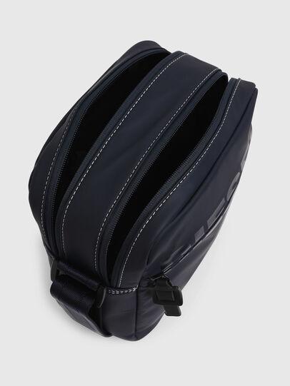 Diesel - DOUBLECROSS, Blue - Crossbody Bags - Image 5