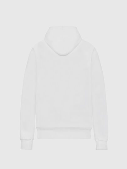 Diesel - F-MAGDALENA-E1, White - Sweaters - Image 2