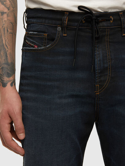 Diesel - D-VIDER JoggJeans® 009HE, Dark Blue - Jeans - Image 3