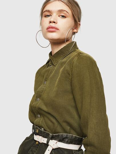 Diesel - DE-DESY-Z, Military Green - Dresses - Image 5