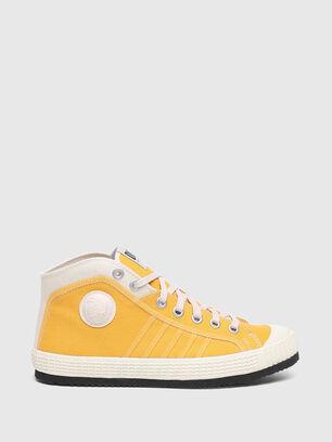 S-YUK MC, Yellow/Black