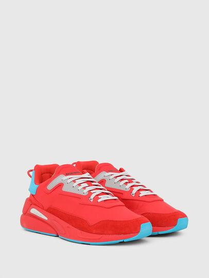 Diesel - S-SERENDIPITY LC, Red - Sneakers - Image 2