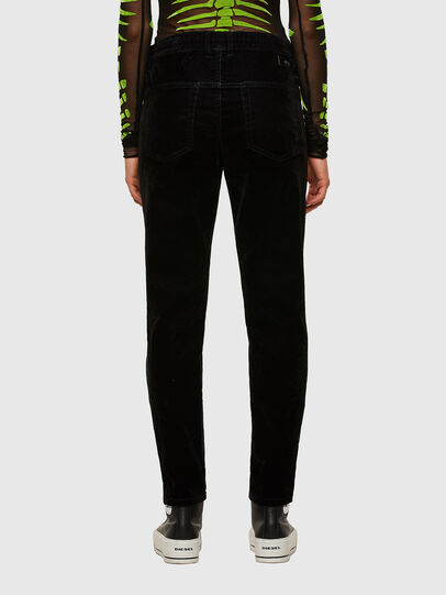 Diesel - KRAILEY JoggJeans® 069TB, Black/Dark grey - Jeans - Image 2