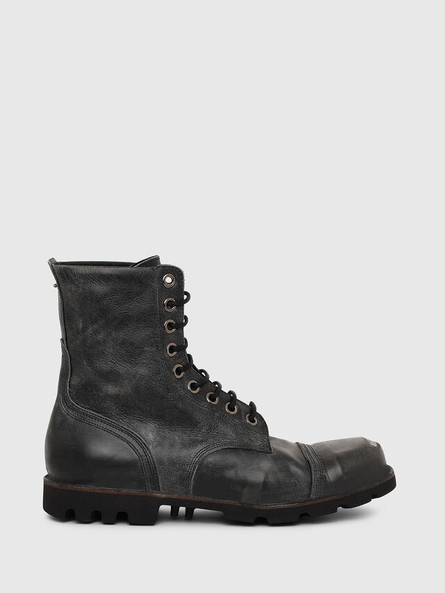 Diesel HARDKOR, Black - Boots - Image 1