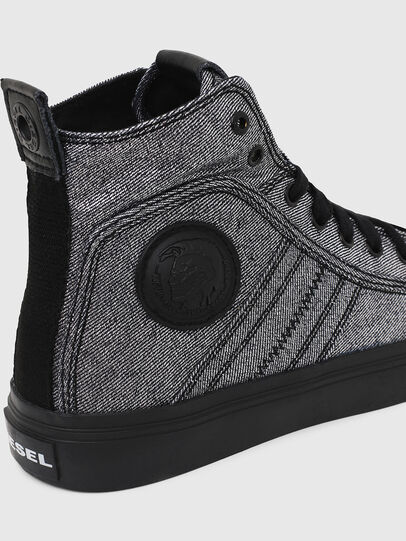 Diesel - S-ASTICO MID LACE W, Grey - Sneakers - Image 5