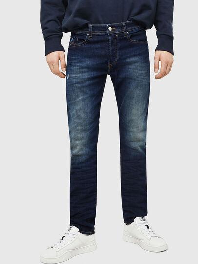 Diesel - Buster 069BM, Dark Blue - Jeans - Image 1