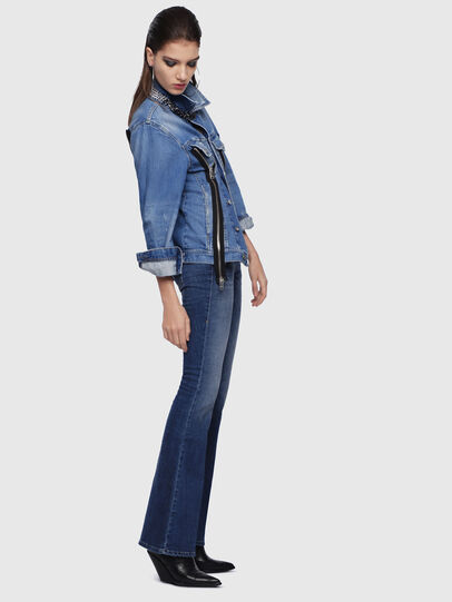 Diesel - D-Ebbey 086AM, Medium blue - Jeans - Image 3