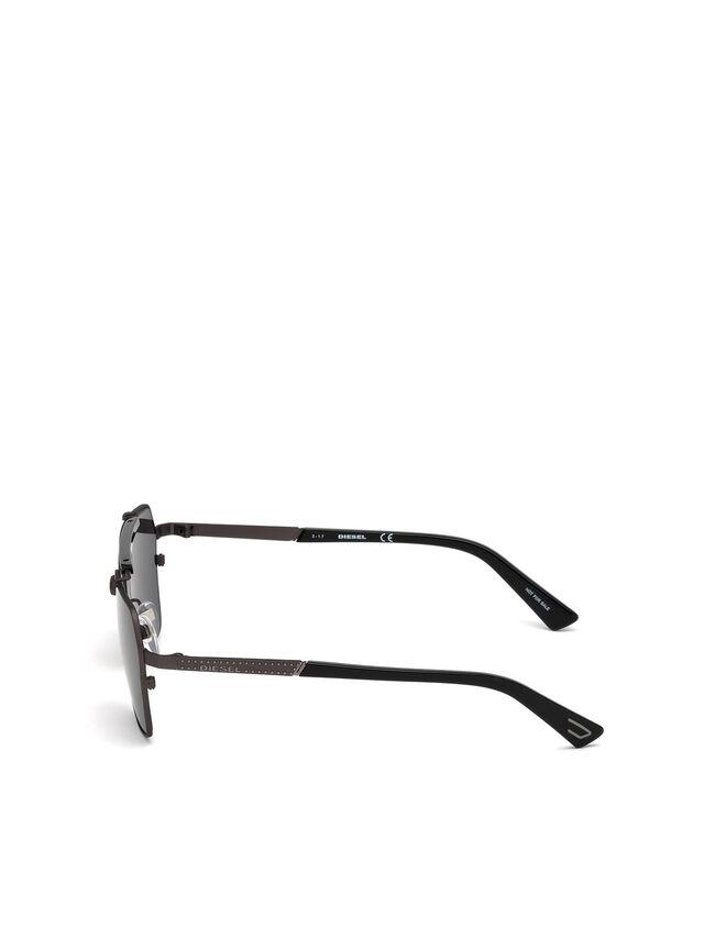 Diesel - DL0256, Black - Sunglasses - Image 3