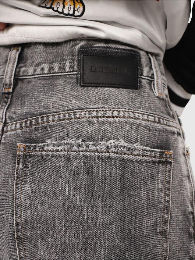 Diesel - Widee 8880X, Light Grey - Jeans - Image 4