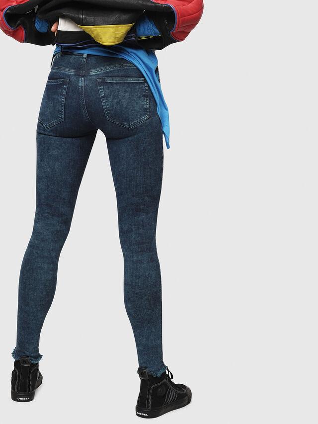 Diesel - Slandy 069DC, Dark Blue - Jeans - Image 2