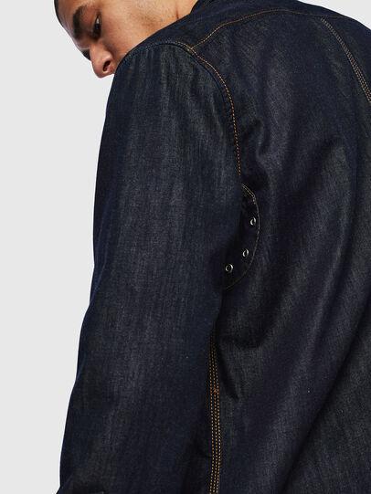 Diesel - D-MILLY,  - Denim Shirts - Image 6