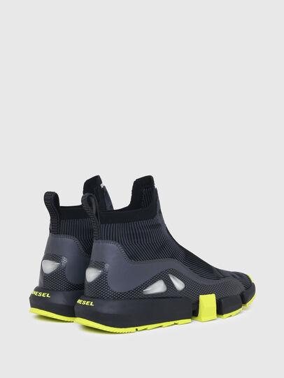 Diesel - H-PADOLA MID TREK, Black - Sneakers - Image 3
