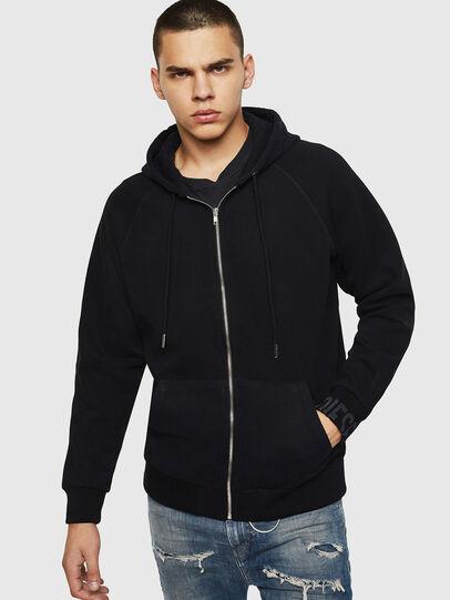 Diesel - S-ERGEY, Black - Sweaters - Image 1