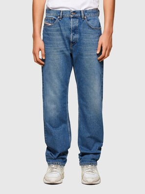 D-Macs 009MG, Medium blue - Jeans
