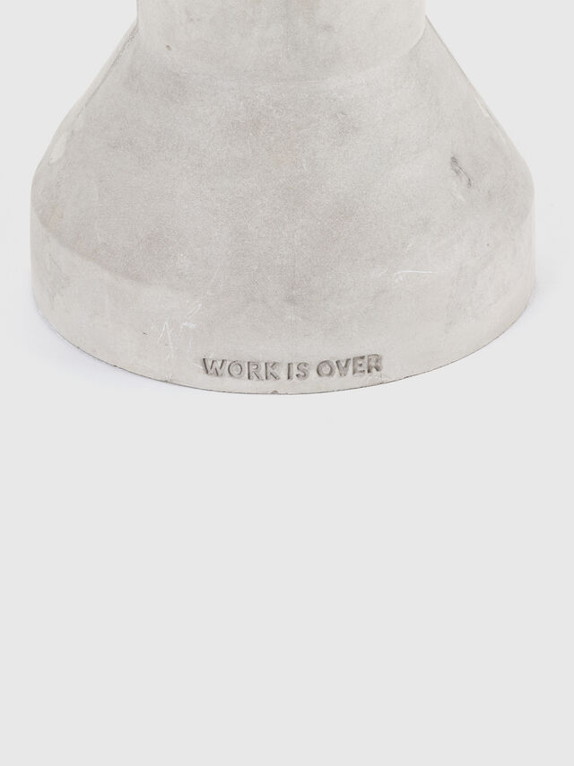 Diesel - 11066 WORK IS OVER, Grey - Home Accessories - Image 5