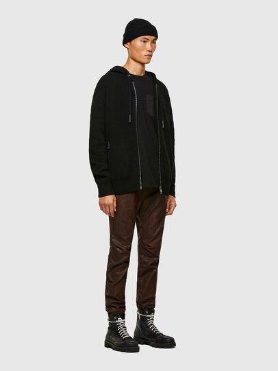 Diesel - K-ALAMAN, Black - Knitwear - Image 6