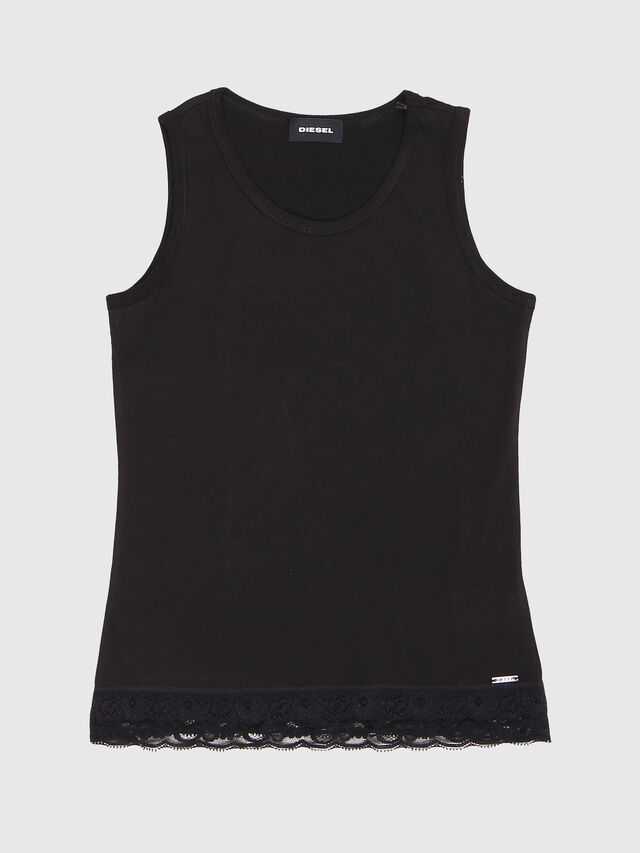 Diesel - TAPUL, Black - T-shirts and Tops - Image 1