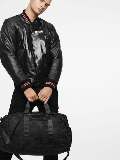 Diesel - F-DISCOVER DUFFLE,  - Travel Bags - Image 6