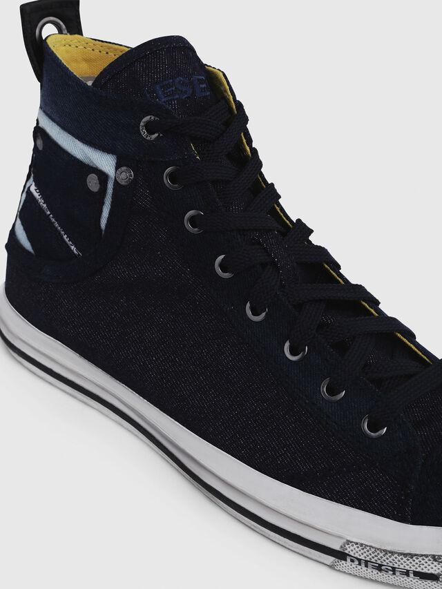 Diesel - EXPOSURE I, Dark Blue - Sneakers - Image 4