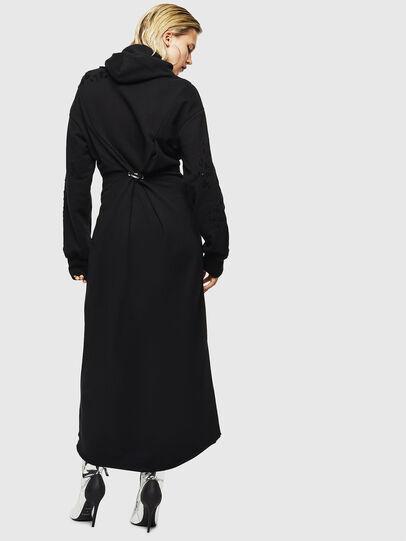 Diesel - D-ILSE-ROUCHE-A, Black - Dresses - Image 2
